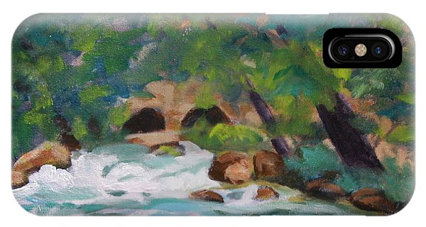Big Spring On The Current River IPhone Case