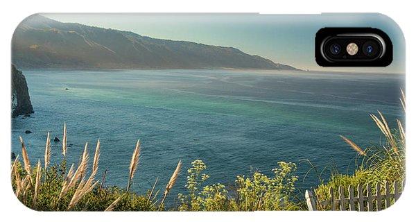 Big Sur At Lucia, Ca IPhone Case