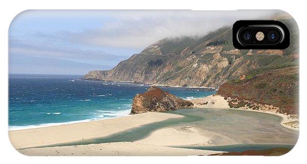 Big Sur Beach IPhone Case
