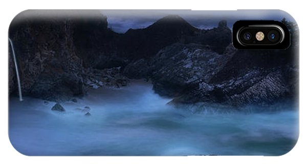 IPhone Case featuring the photograph Big Sur Night by Dustin LeFevre