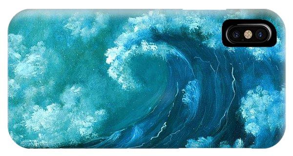 Big Wave IPhone Case
