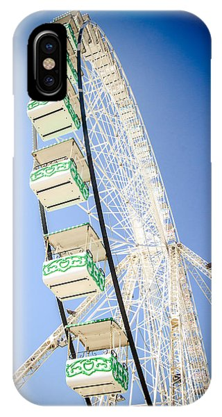 IPhone Case featuring the photograph Big Wheel by Jason Smith