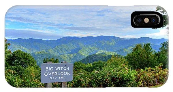 Big Witch IPhone Case