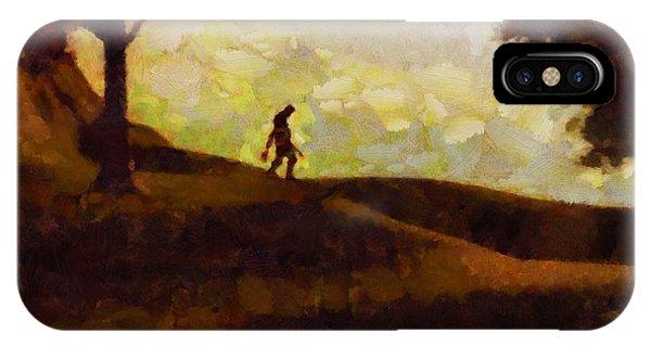 Strange iPhone Case - Bigfoot by Esoterica Art Agency