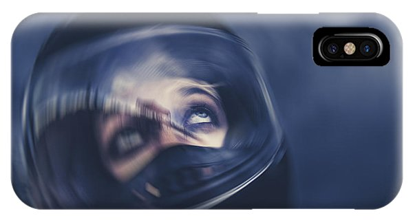 Spin iPhone Case - Bike Crash by Jorgo Photography - Wall Art Gallery