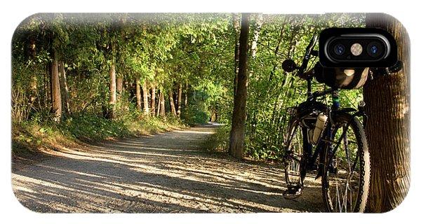Bike Rest IPhone Case