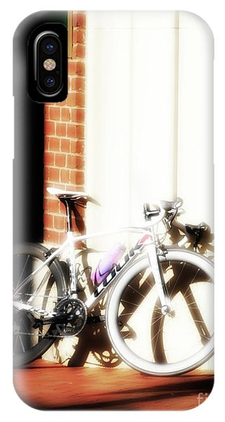 Bike Sugar  Phone Case by Steven Digman