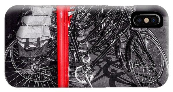 Bikes IPhone Case