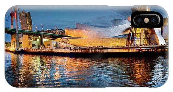 Bilbao Guggenheim IPhone Case