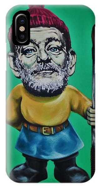 Bill Murray Golf Gnome IPhone Case