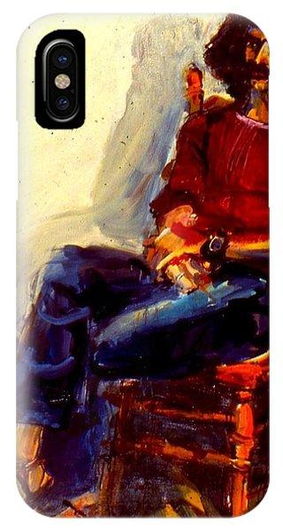 Bill Odbert IPhone Case