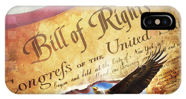 Bill Of Rights IPhone Case