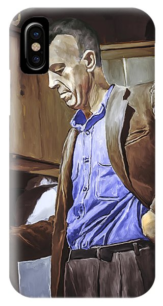Bill Wilson IPhone Case