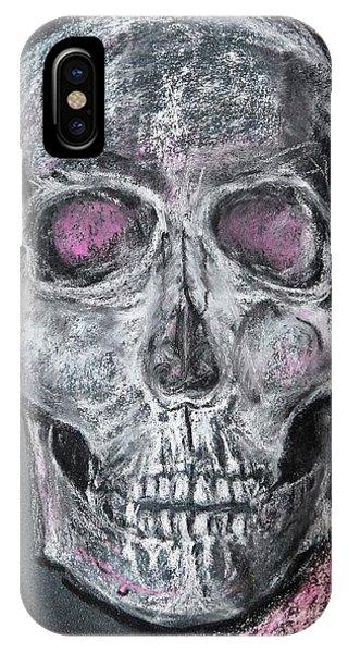 Billie's Skull IPhone Case