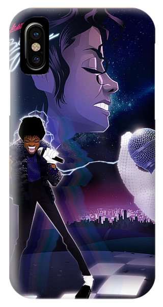 Billie Jean 2 IPhone Case