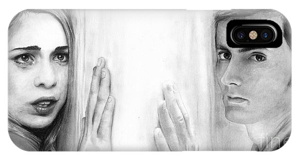 Billie Piper And David Tennant Phone Case by Rosalinda Markle