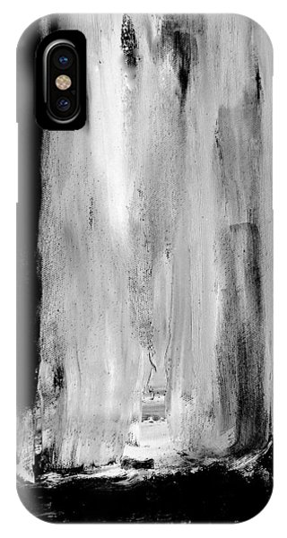 Billowing At Midnight IPhone Case