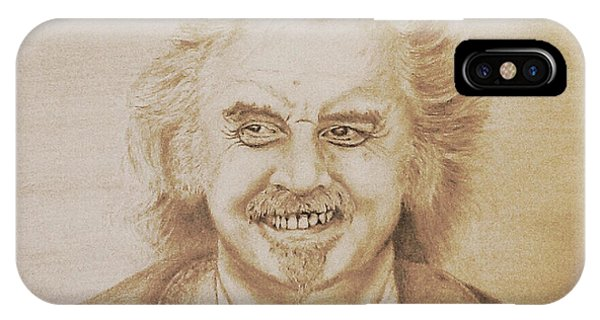 Billy Connolly IPhone Case