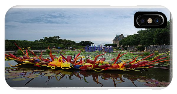 Biltmore Chihuly1 IPhone Case