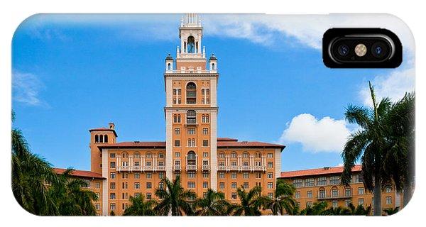 Biltmore Hotel IPhone Case