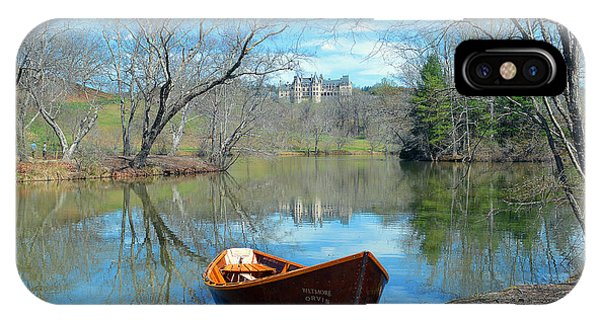 Biltmore Reflections IPhone Case