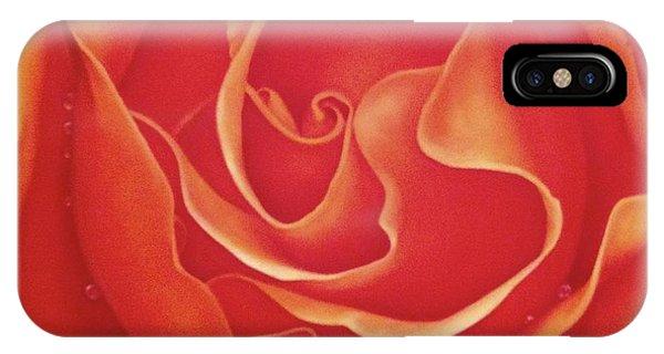 Biltmore Rose IPhone Case