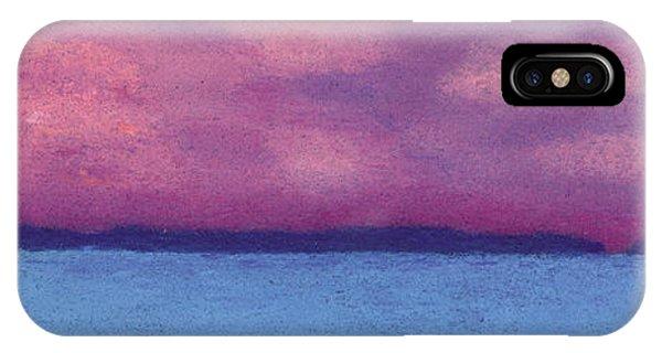 Bimini Sunrise IPhone Case