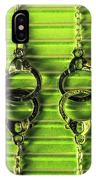Connections iPhone Case - Binding Crimes by Jorgo Photography - Wall Art Gallery