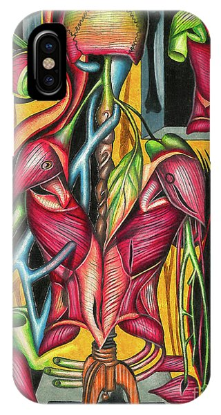 Biological Fusion IPhone Case