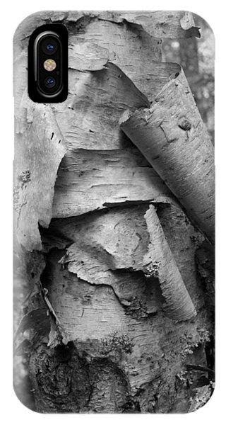 Birch Bark IPhone Case