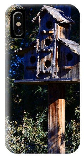 Bird Condos IPhone Case