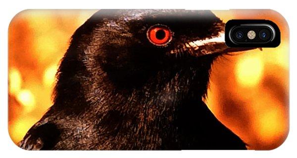 Bird Friend  IPhone Case