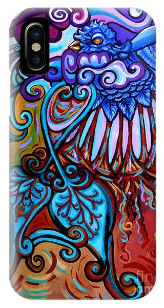 Bird Heart II IPhone Case