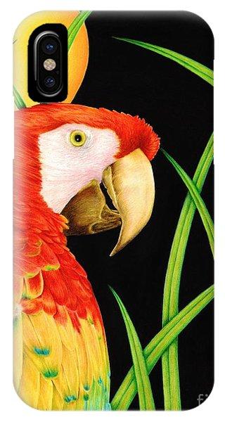 Bird In Paradise IPhone Case