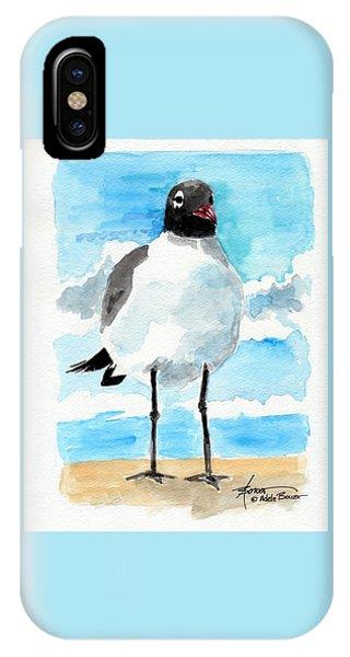 Bird Legs IPhone Case