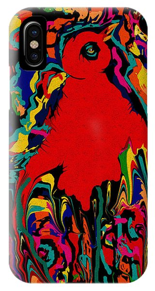 Mustard iPhone Case - Bird Of Paradise by Natalie Holland