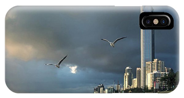 IPhone Case featuring the photograph Birds Of Paradise by Az Jackson