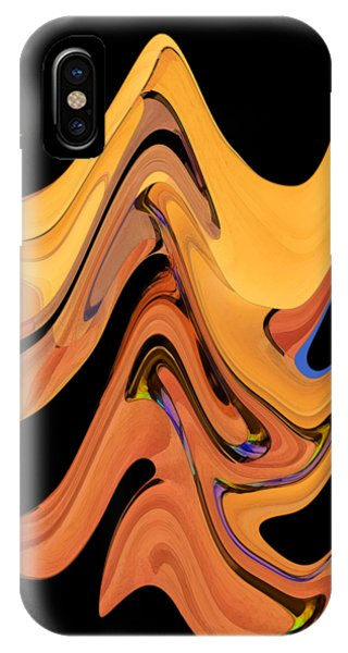 Birds Of Paradise Improvisation IPhone Case