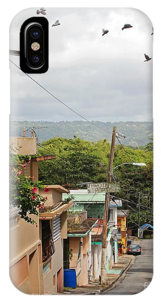 Birds Over Yabucoa IPhone Case