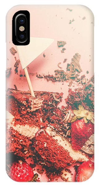 Dessert iPhone Case - Birthday Bash by Jorgo Photography - Wall Art Gallery