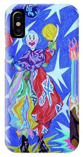 Birthday Clown IPhone Case