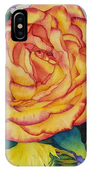 Birthday Rose IPhone Case