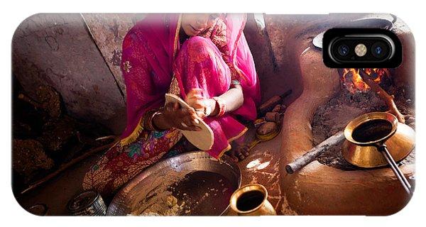 Bishnoi Kitchen IPhone Case
