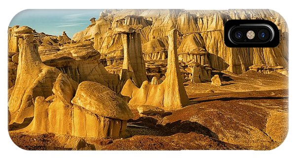 Bisti Badlands Fantasy IPhone Case