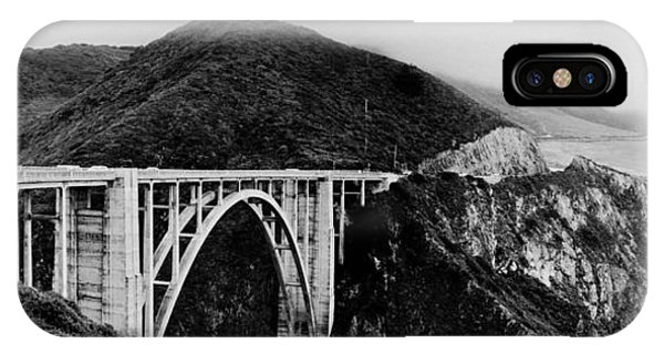 Bixby Bridge - Big Sur - California IPhone Case