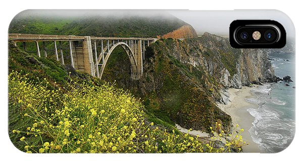 Bixby Bridge IPhone Case