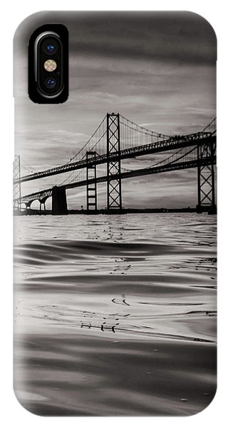 Black And White Reflections 2 IPhone Case