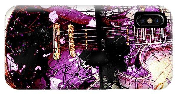 Van Halen iPhone Case - Black Beauty C 2  by Gary Bodnar