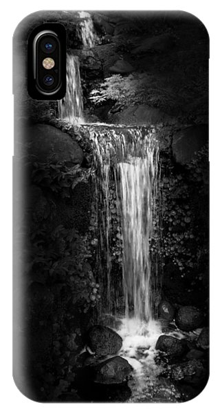 Black Magic Waterfall IPhone Case