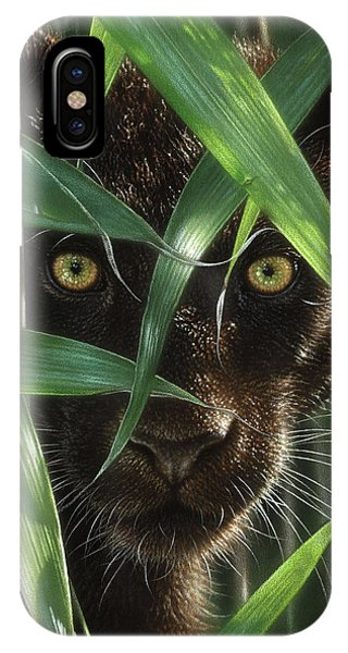 Black Panther - Wild Eyes IPhone Case